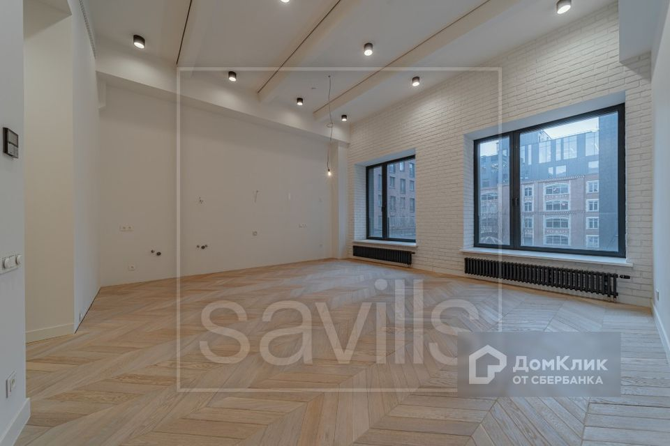 Продаётся 4-комнатная квартира, 94.4 м²