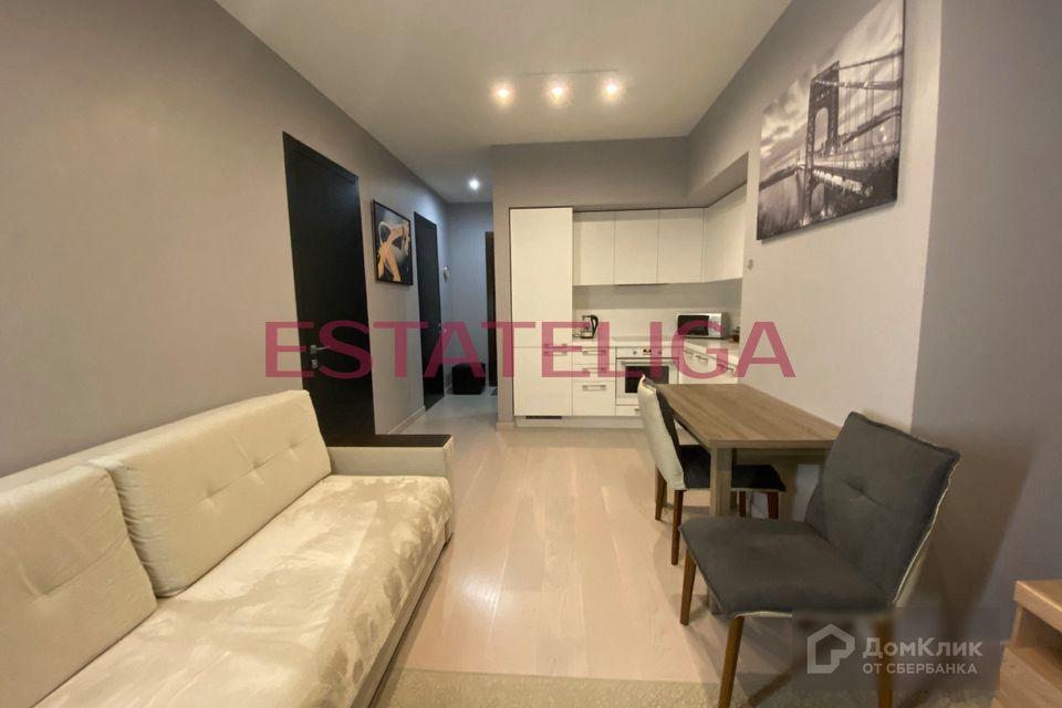 Продаётся 2-комнатная квартира, 39.3 м²