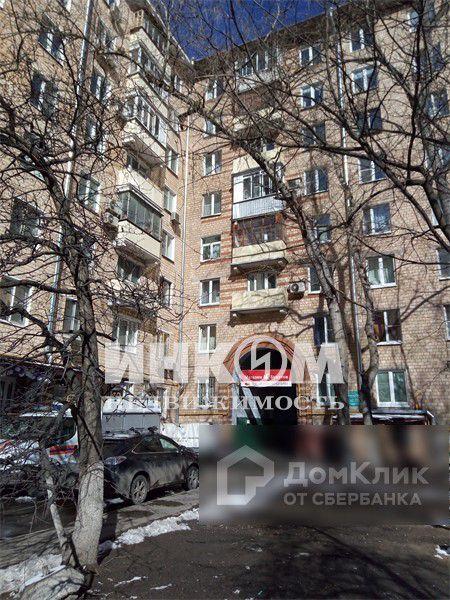 Продаётся 2-комнатная квартира, 57.2 м²