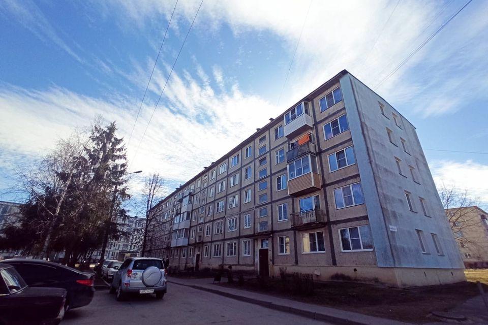 Продаётся 4-комнатная квартира, 60.1 м²