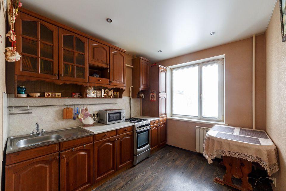 Продаётся 3-комнатная квартира, 65.1 м²