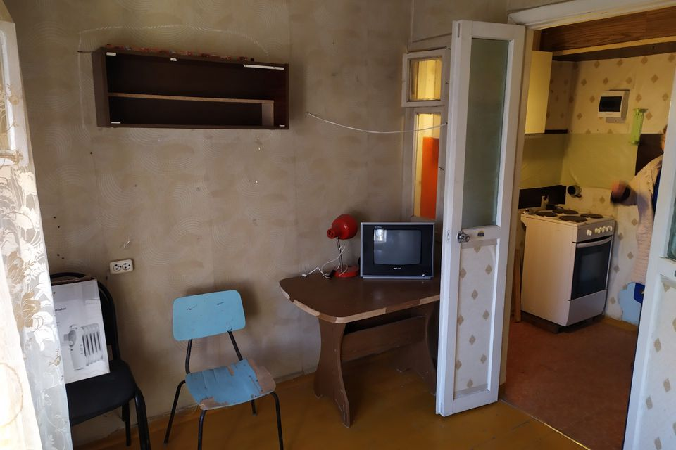 Продаётся 1-комнатная квартира, 12.2 м²