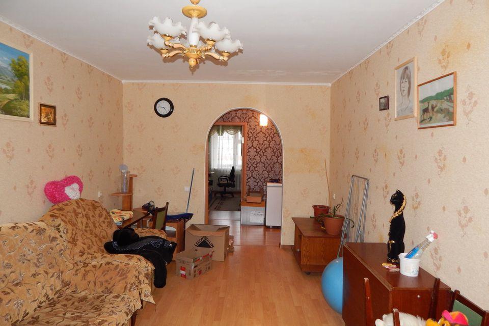 Продаётся 3-комнатная квартира, 68.6 м²