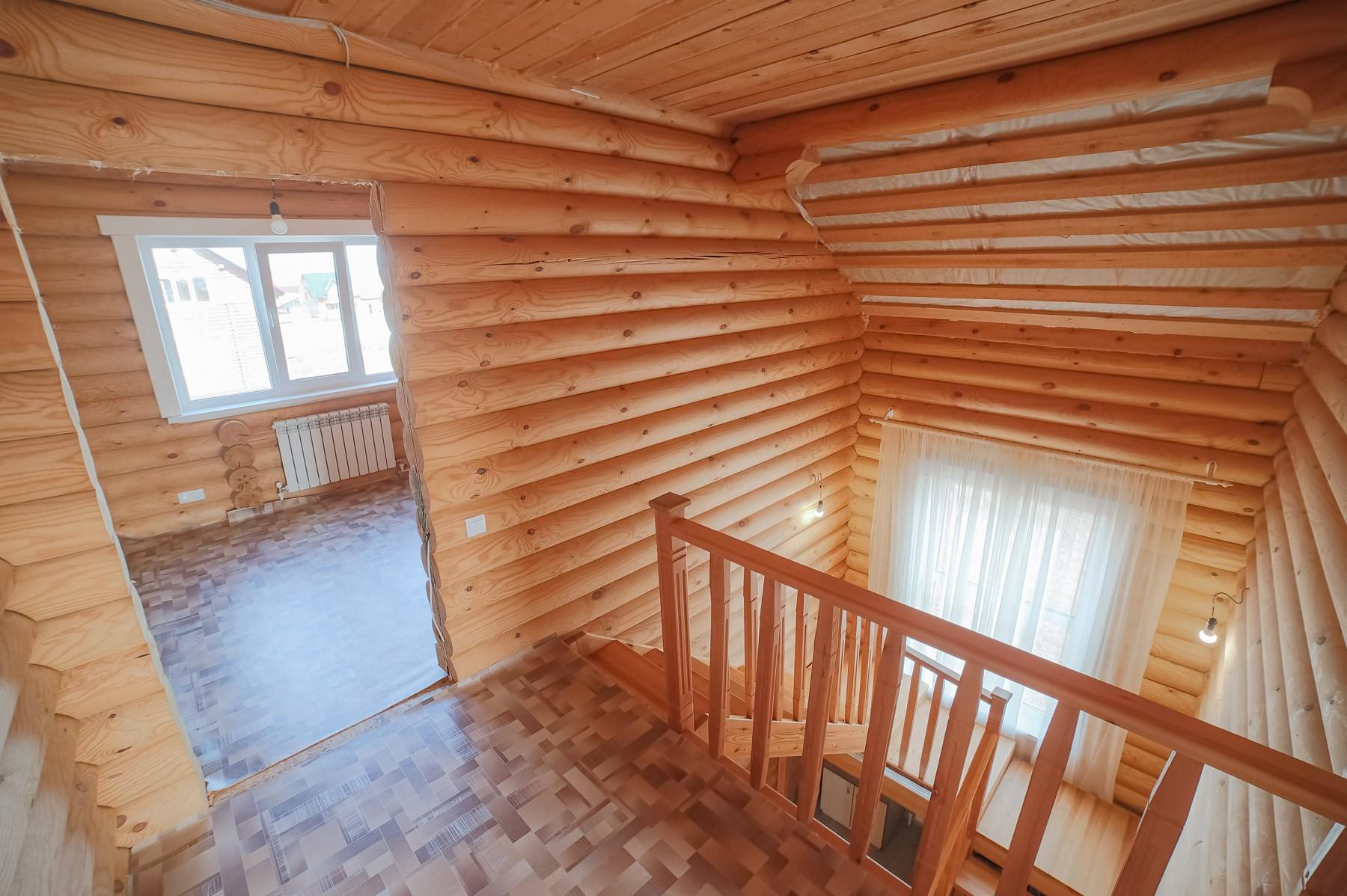 коем случае фото деревянных коттеджей в томской обл какие цены казахстане
